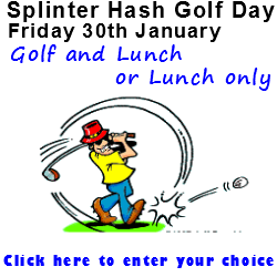 splinter hash golf